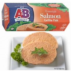 A&B Salmon Gefilte Fish Gluten Free