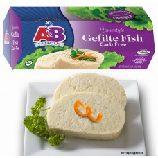 A&B Gefilte Fish - Carb Free & Gluten Free