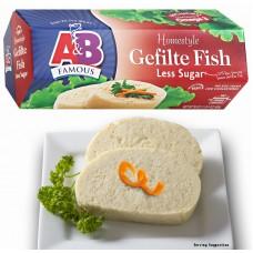 A&B Gefilte Fish - Less Sugar