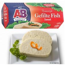 A&B Gefilte Fish Regular